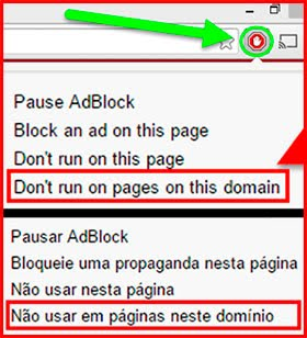 HELP US! DISABLE ADBLOCK