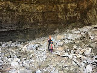caverna buraco das araras formosa goias