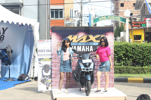 Yamaha Lexi Launching