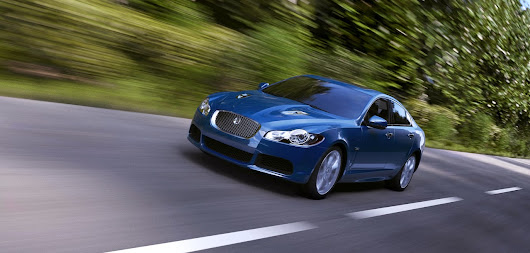 Jaguar XF Making of