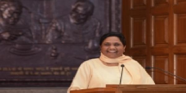 mayavati-ne-bhim-sena-pramukh-ki-alochna-ki
