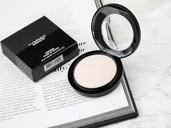 MAC Warm rose Mineralize Skin Finish