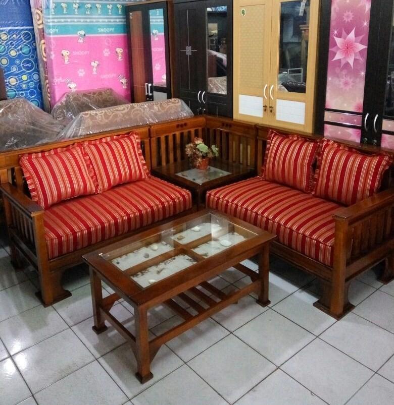 beli kursi tamu jati di toko