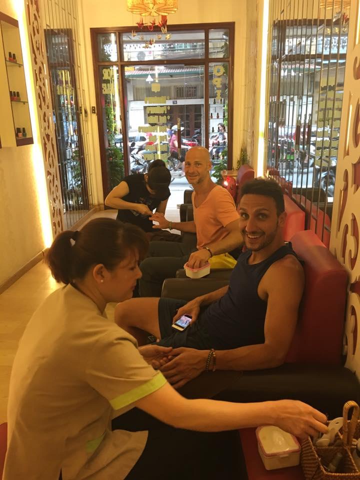 The photo of Hanoi Spa Paradise