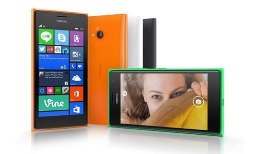 Điện thoại cảm ứng Nokia