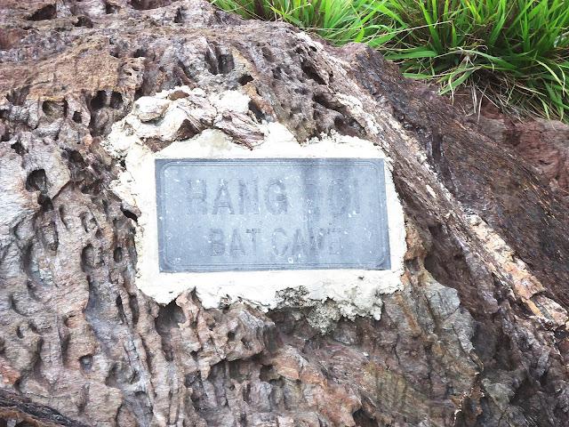 Hang Dơi Nhất Tự Sơn
