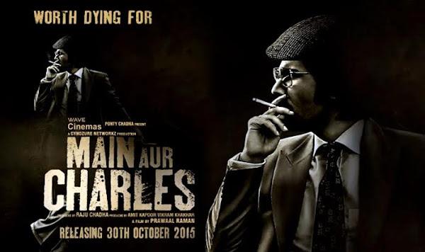 Main Aur Charles (2015) Movie Poster No. 4
