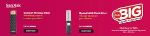 Beli SanDisk Flash Drive Dapat 3,000 Air Asia Big Points