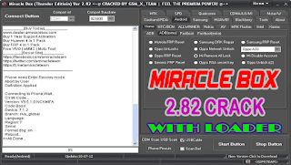 Miracle Box 2.82 Crack