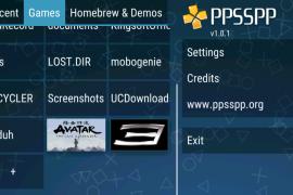 Cara Main Game PSP di Android No Lag