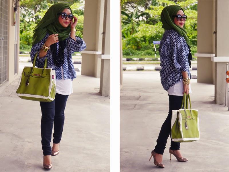 The Punk Fashion Fashion Dress Hijab Style Shea Rasol Popular