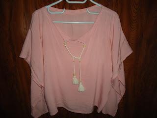 pembe bluz