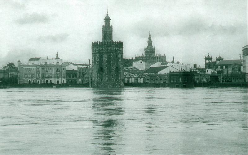 Resultado de imagen de alameda inundada