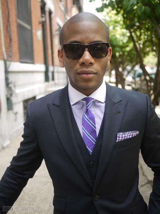 5010e7a0e85 Urban Fieldnotes: Philly Style Blogger Profile: Sabir M. Peele