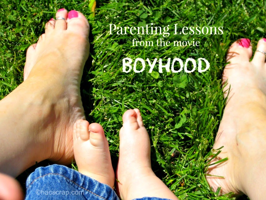 3 Parenting Tips Inspired by the Movie Boyhood