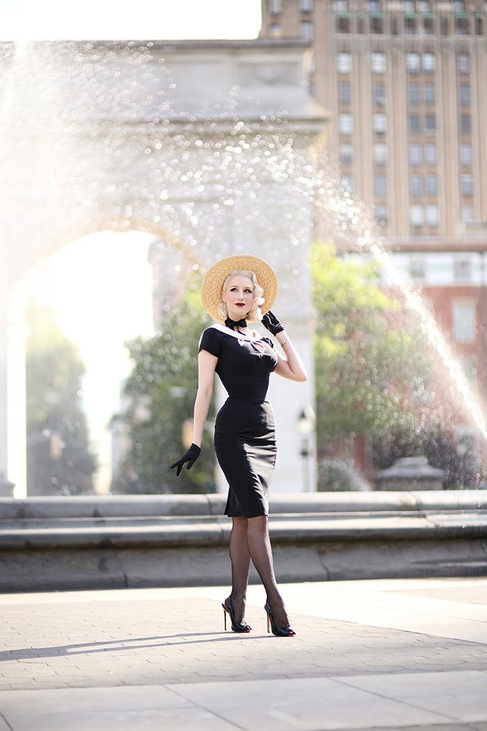 Rachel Ann Jensen Paris In Nyc Diamond Pattern With