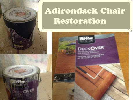 Revival of the Adirondack!