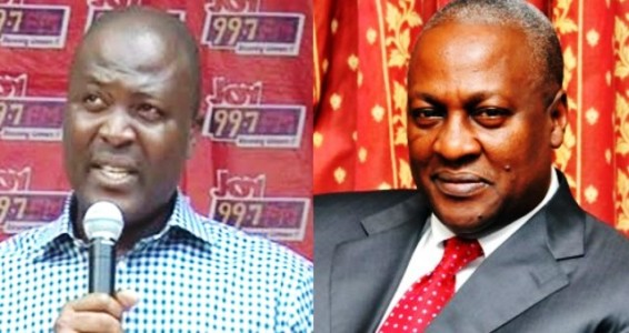 Mahama and his brother connected to AMERI deal – NPP