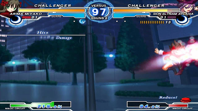 Melty Blood Actress Again Current Code screenshot-1