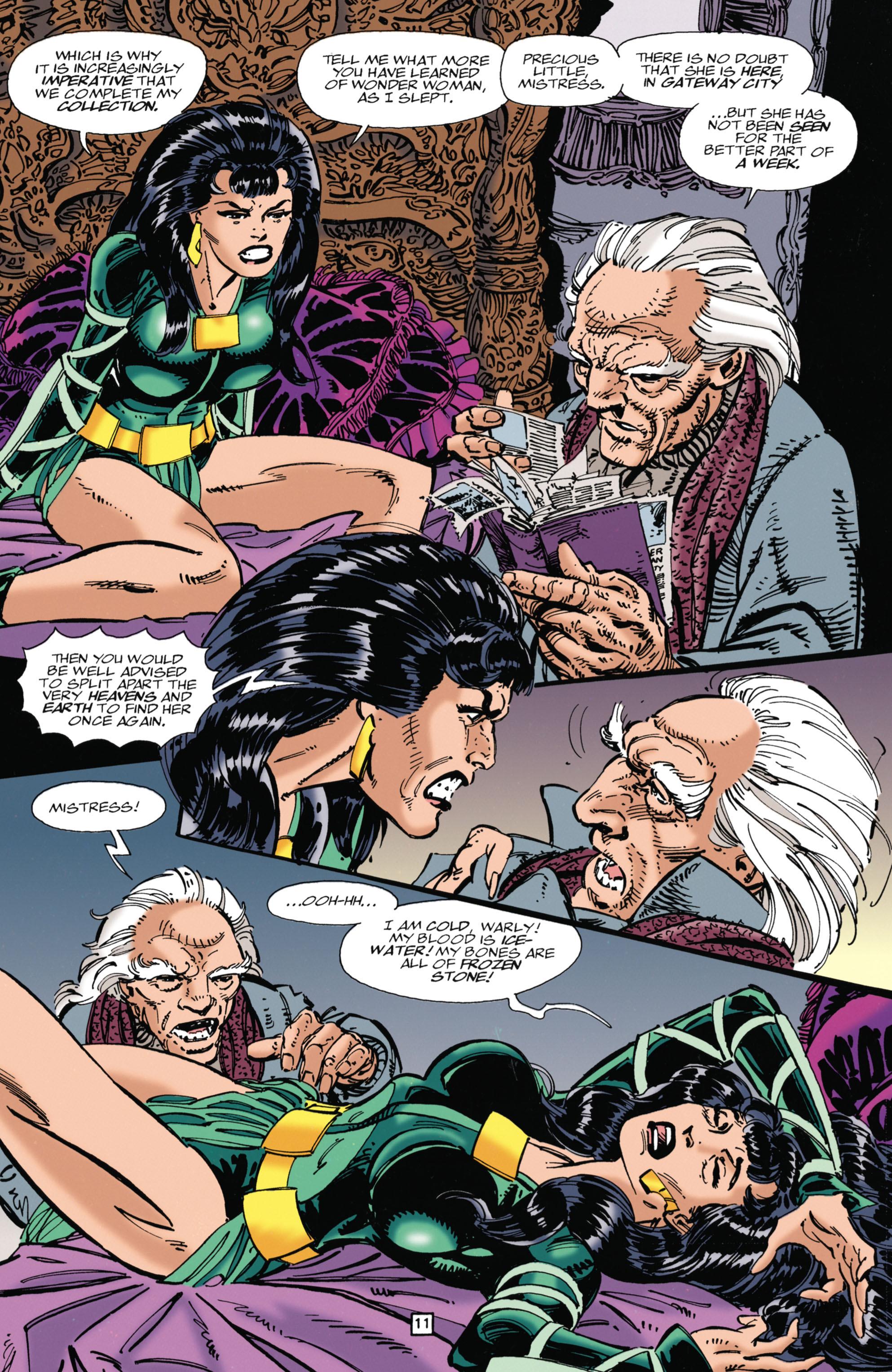 Read online Wonder Woman (1987) comic -  Issue #104 - 11