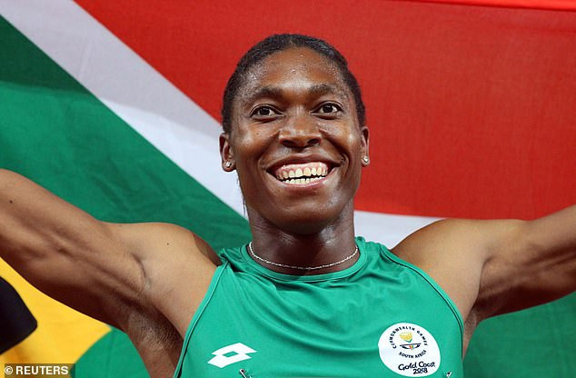 South African Govt slam IAAF over plan to classify intersex Olympic champion Caster Semenya a 'male athlete'