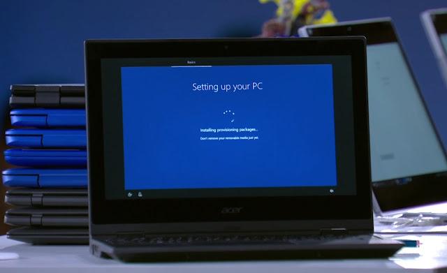"Arti ""S"" dari Windows 10 S"