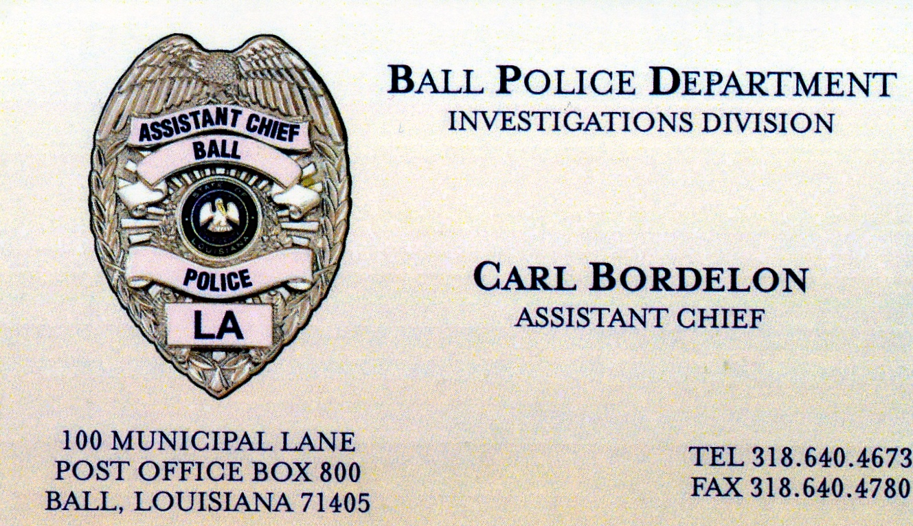 police business cards - Police Business Cards