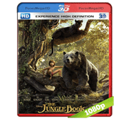 El Libro de la Selva (2016) 3D SBS BRRip 1080p Audio Dual Latino/Ingles 5.1