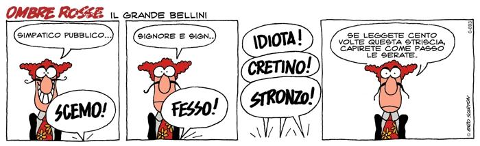 Ombre rosse di Enzo Scarton