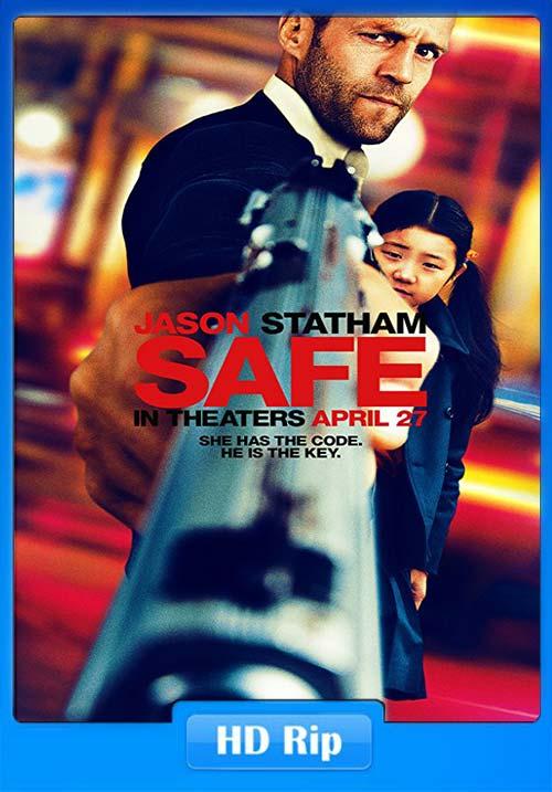 Safe2012 720p BluRay Dual Audio | 480p 300MB | 100MB HEVC x264 Poster