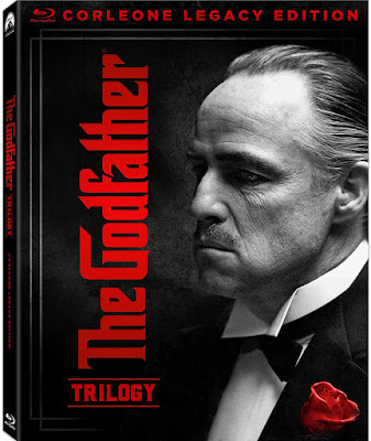 The Godfather Trilogy Corleone Legacy Edition