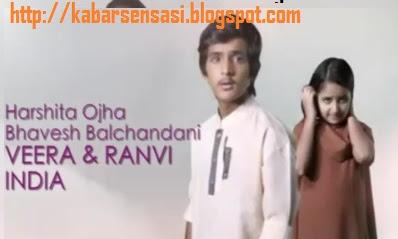 Sinopsis Lengkap Biodata Foto Para Pemain Sinetron Malaikat Kecil Dari India ANTV