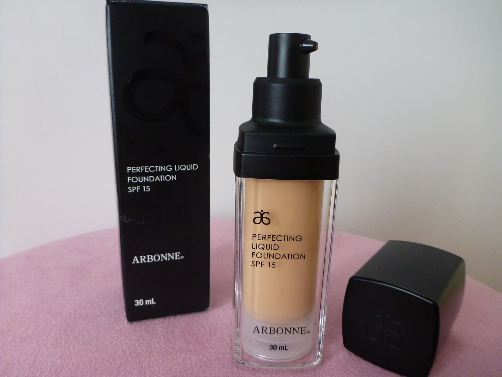 foundation arbonne concealer highlighter beauty australian makeup perfecting