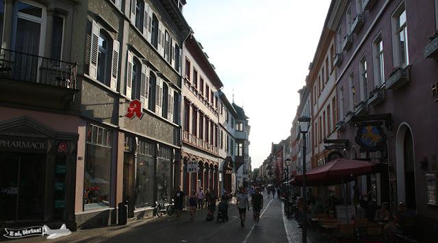 Alstadt, Heidelberg