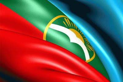 Karachayevo-Circassia National Emblem.