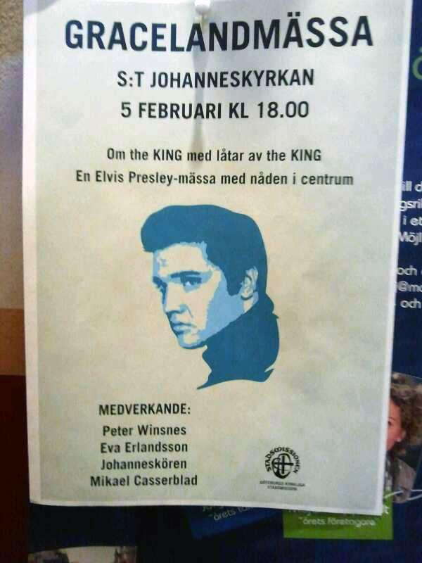Lyric a little less conversation elvis presley lyrics : Elvis Today: February 2012