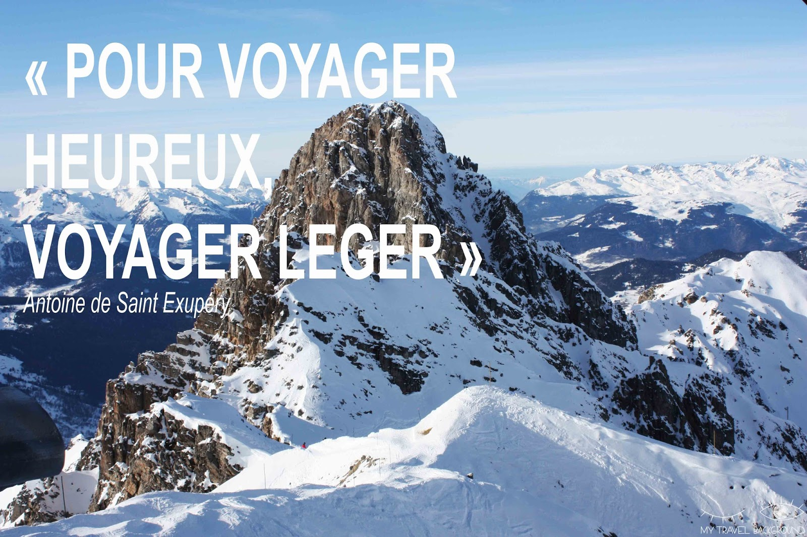 My Travel Background : 27 citations de voyage inspirantes
