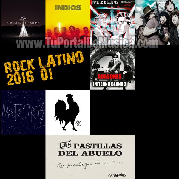 Rock Latino Volumen 1 (2016)