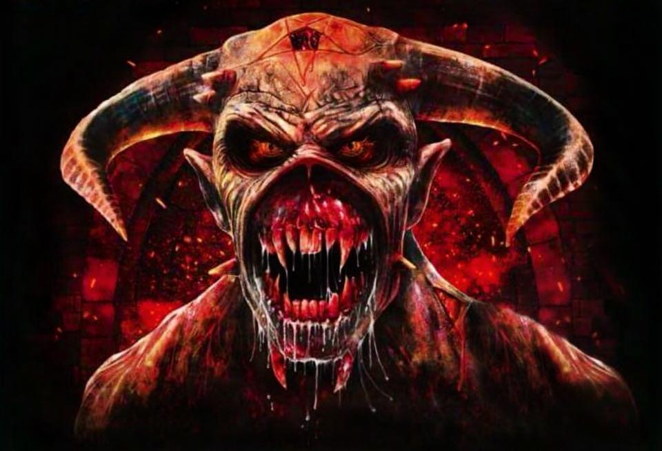 Cartaz revela o novo Eddie da Legacy Of The Beast Tour