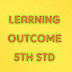 5th Std Learning Outcomes form - NO WATERMARK