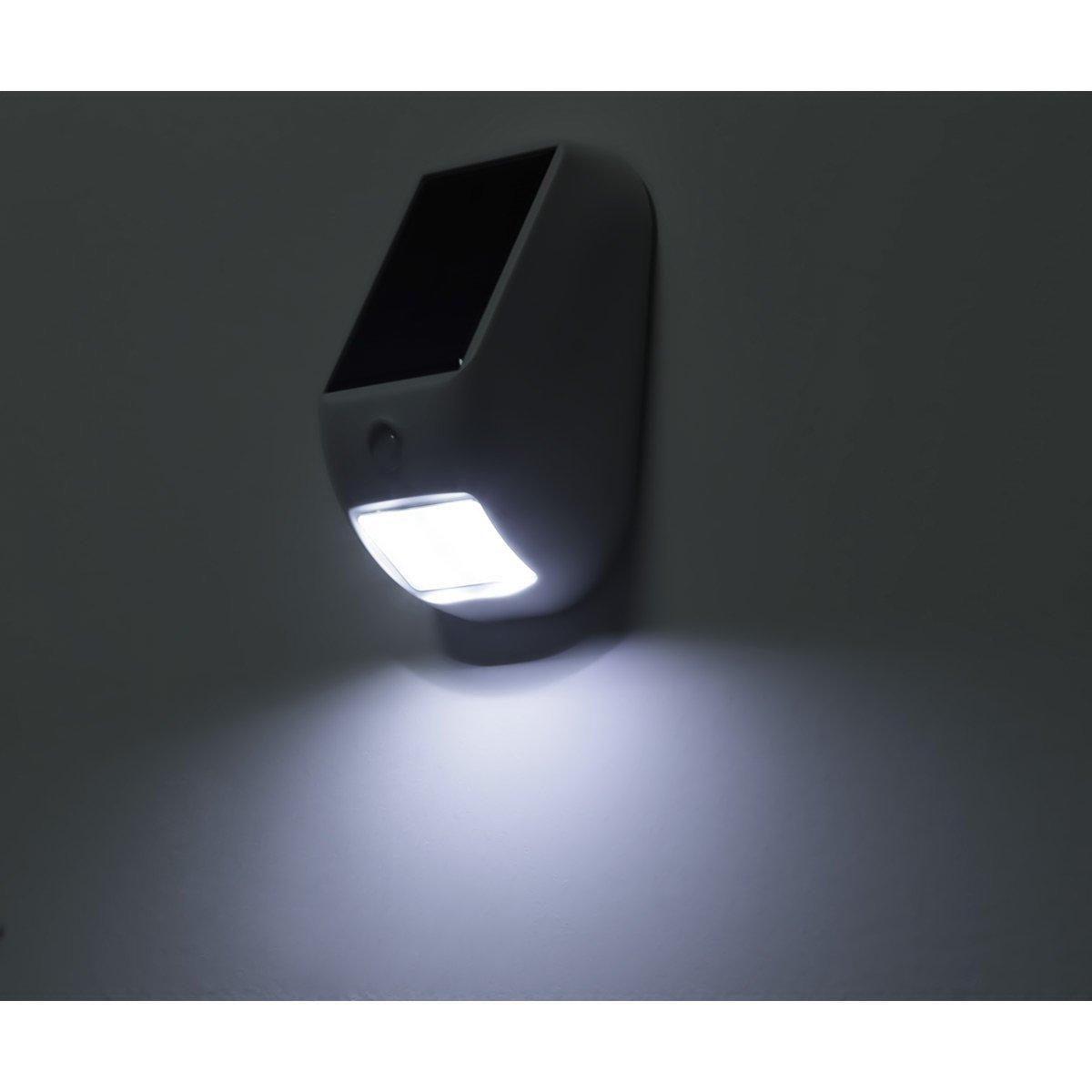 Lampade solari da esterno: lampada solare a led da esterno ...