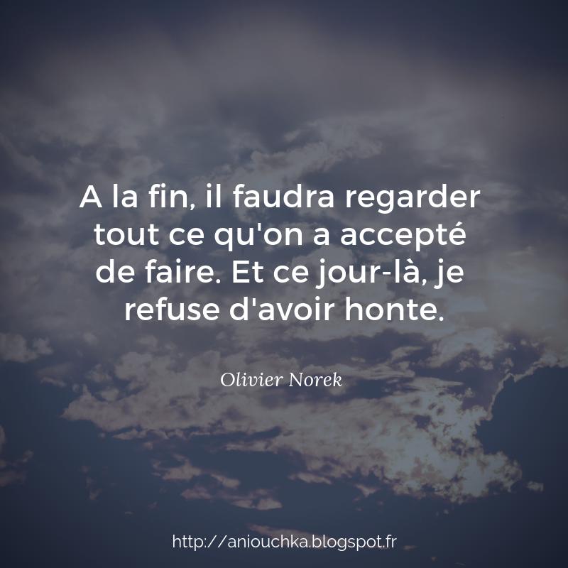 Coup de cœur : Entre deux mondes d'Olivier Norek