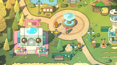 The Swords of Ditto Game Screenshot 1