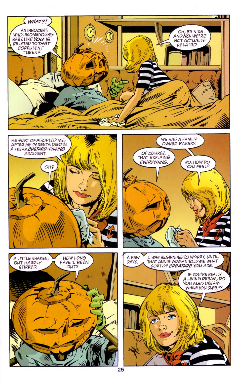 Read online Merv Pumpkinhead, Agent of D.R.E.A.M. comic -  Issue # Full - 26