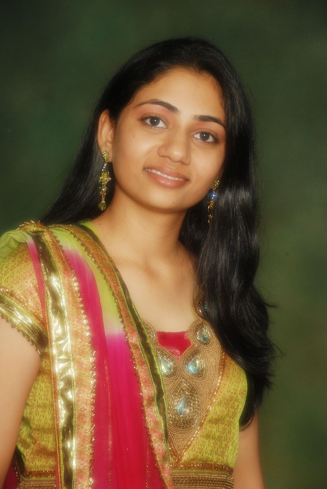 Desi girl with cute structure