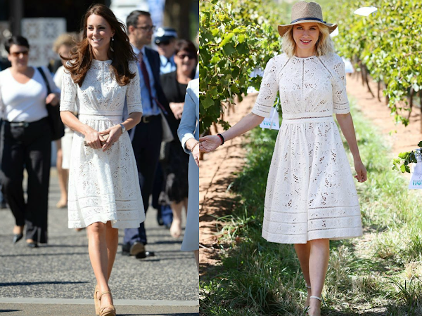 Who Wore It Best: Duchess of Cambridge edition