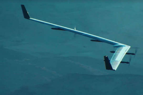 فيسبوك تكشف عن نجاح التجربة الثانية لطائرتها Aquila