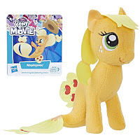 My Little Pony the Movie Applejack Small Seapony Plush