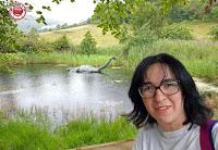 Escocia, Nessie en Drumnadrochi