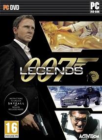 James Bond 007 Legends Full Version